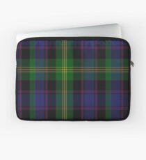 Watson Clan/Family Tartan  Laptop Sleeve