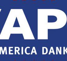 Vape - Make America Dank Again Sticker