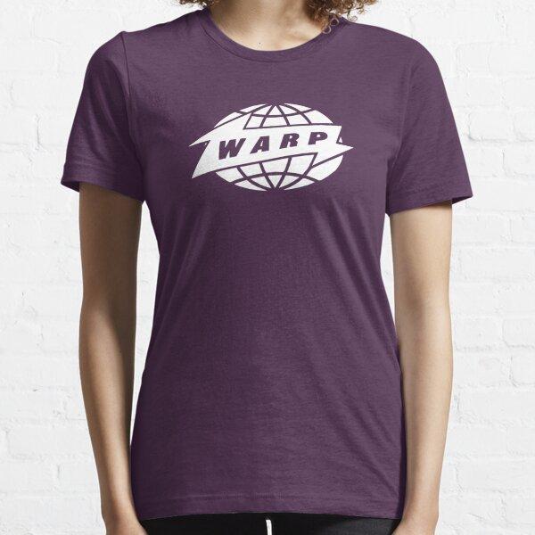 Warp Records Merchandise Essential T-Shirt