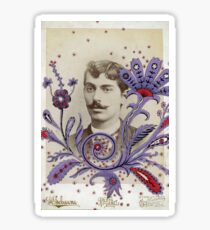 The Enchanted Cravat Sticker