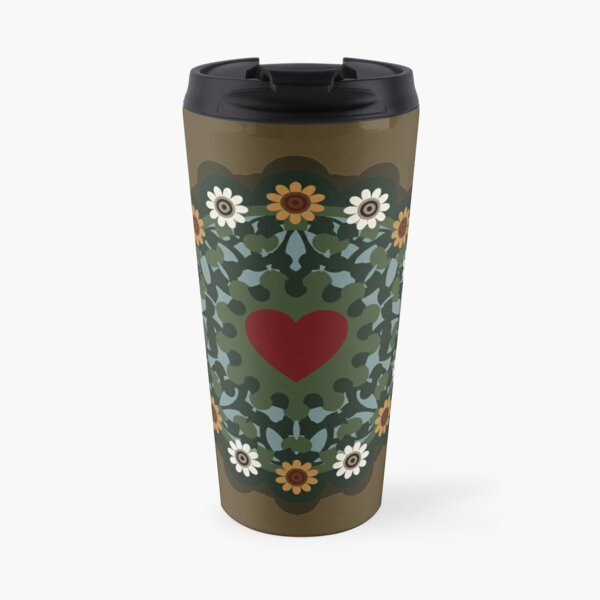 Natural World Travel Mug