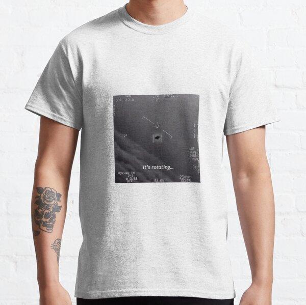 It's rotating... (GIMBAL UAP / UFO) Classic T-Shirt