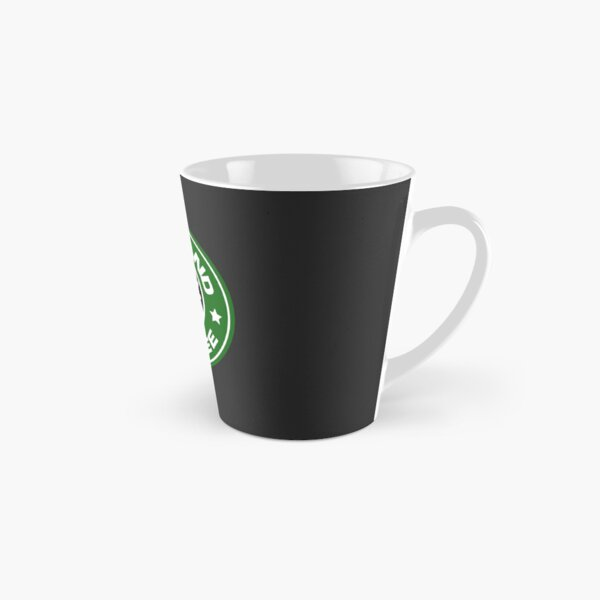 Guns and coffee Tall Mug
