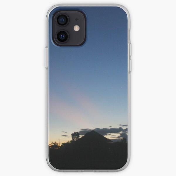 Sunset Blues iPhone Soft Case