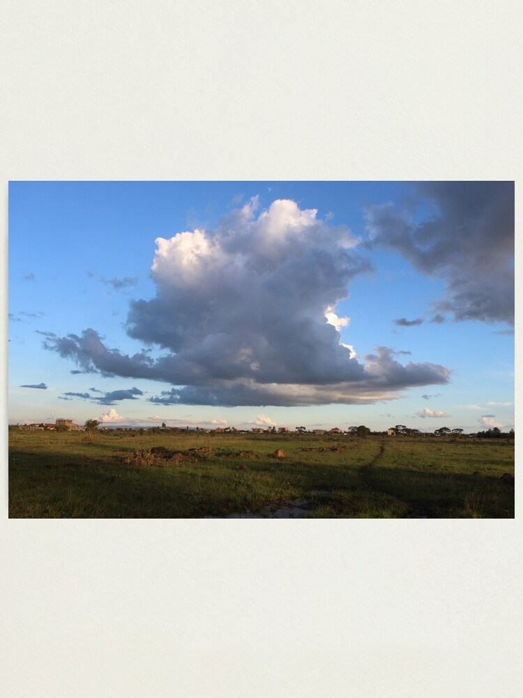 Alternate view of The Flying Cloud Photographic Print