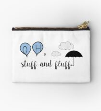 Oh, stuff and fluff- Winnie the Pooh Studio Pouch