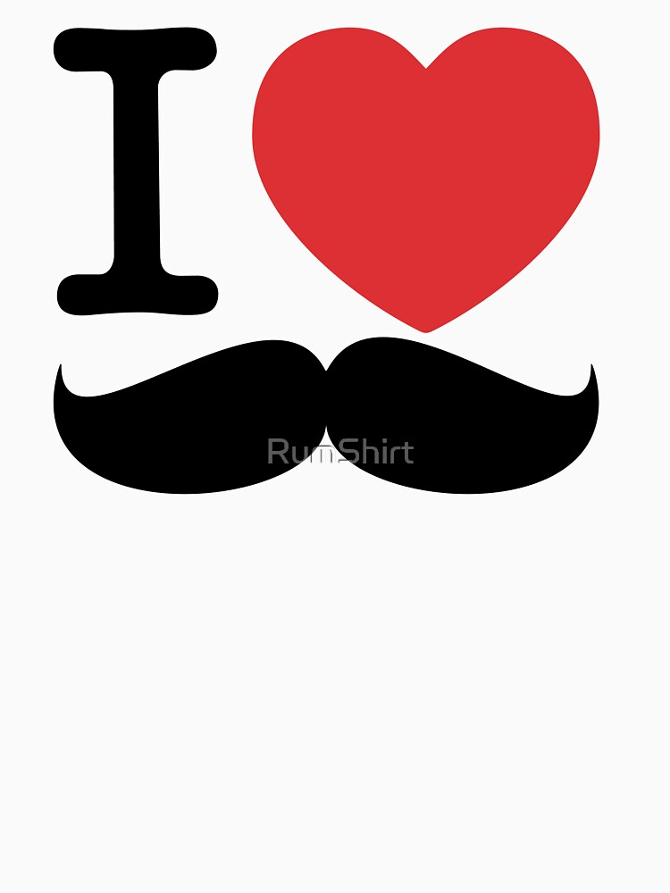 I Heart Mo's by RumShirt
