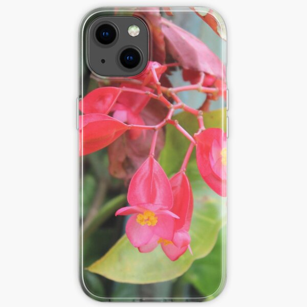 Blossoms iPhone Soft Case