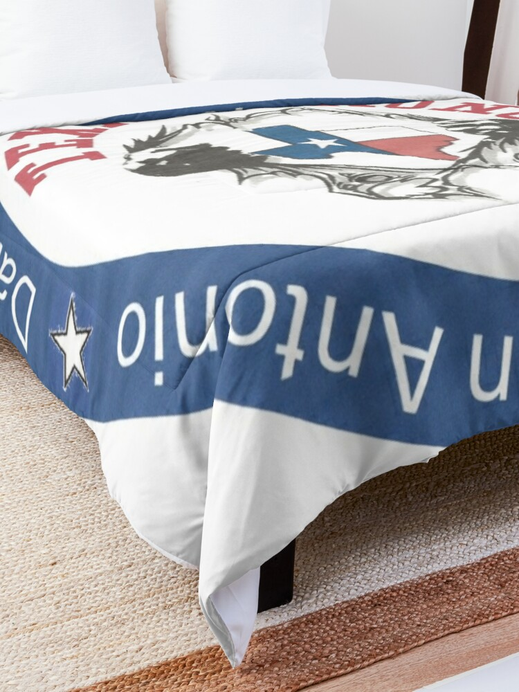 Alternate view of TEXAS STRONG  Comforter
