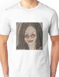 an American comedian, actress, singer,writer, and television host Unisex T-Shirt