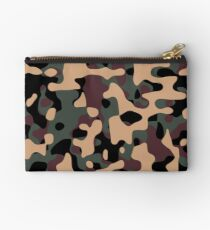 Woodland Camouflage Studio Pouch