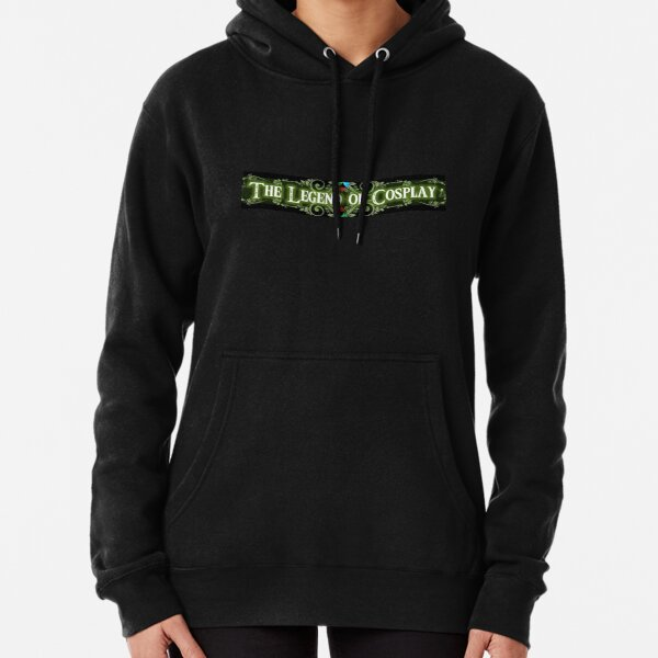 The Legend of Cosplay Pullover Hoodie