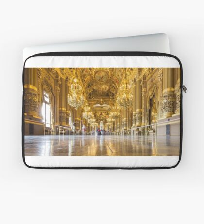 Opera House, Paris Laptop Sleeve