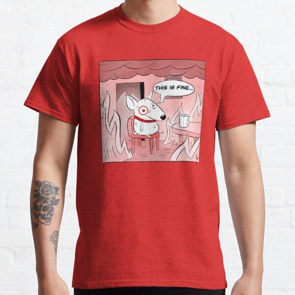 C'est beau Bullseye T-shirt classique