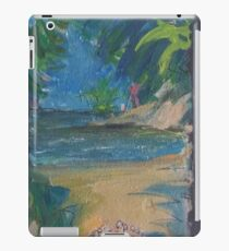 CHILL TIME(C2016) iPad Case/Skin