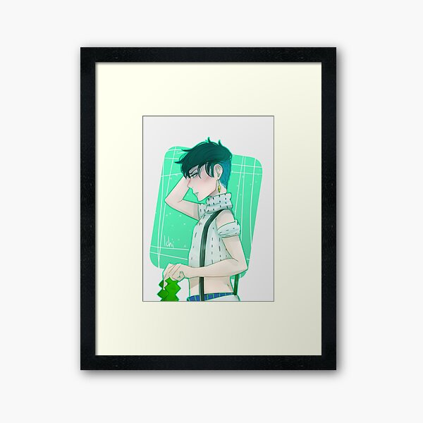 are not we messy today Framed Art Print