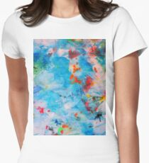 Sun Kissed Women's Fitted T-Shirt