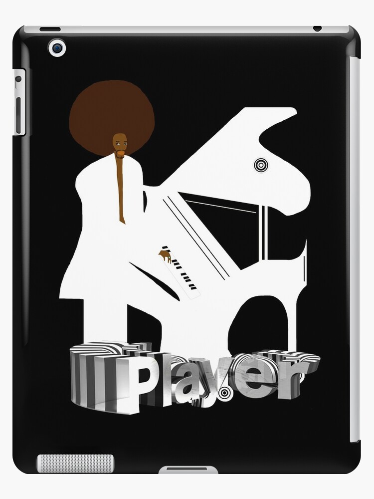 PLAYER IPAD -12 by pukipukiplanet