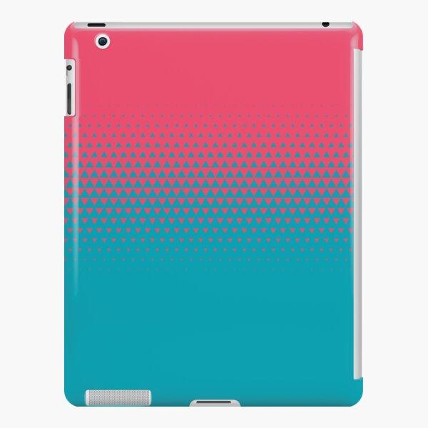 Triangle Fade 1 iPad Snap Case