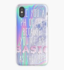 Basic AF iPhone Case