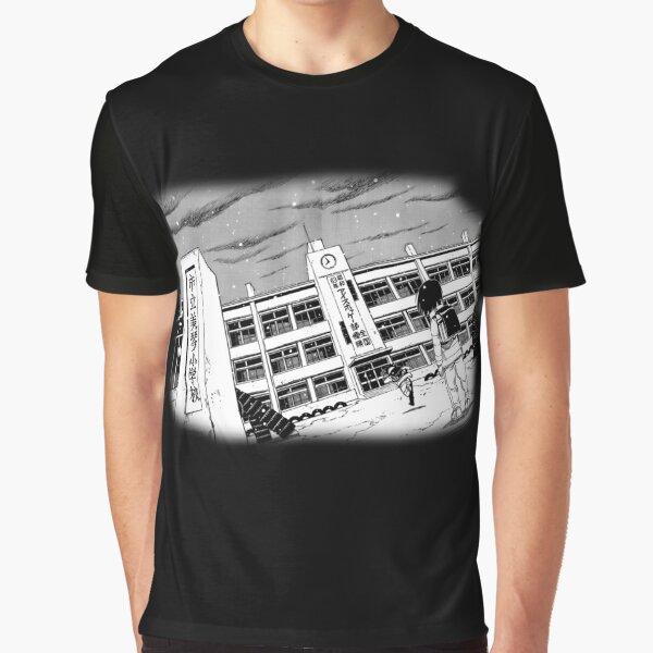 ERASED / Boku Dake Ga Inai Machi Graphic T-Shirt