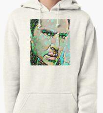Elvis Presley Pop Art Pullover Hoodie
