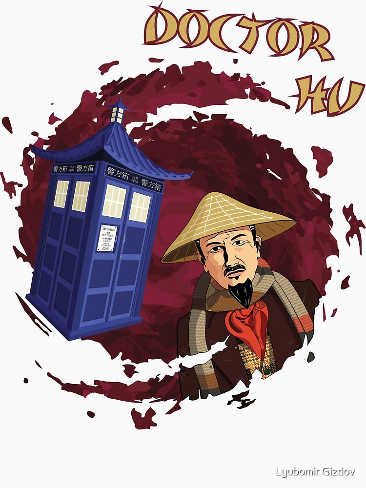 Doctor Hu by lyubomir