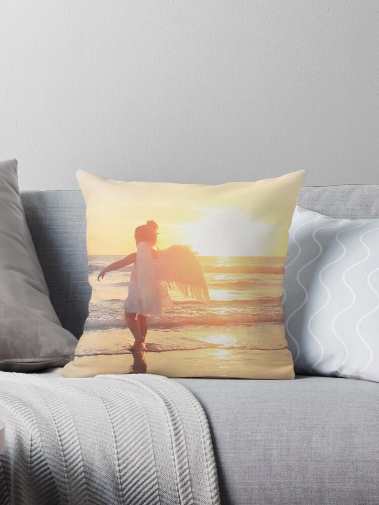 Beach Angel by CarlyMarie