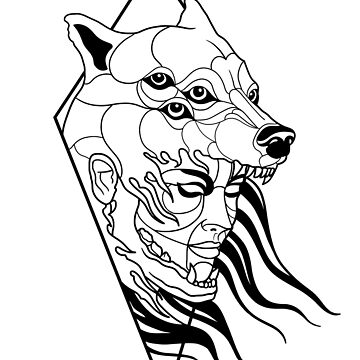 WOLF by dannyilcane