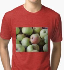 Magic Wishing Apple Tri-blend T-Shirt