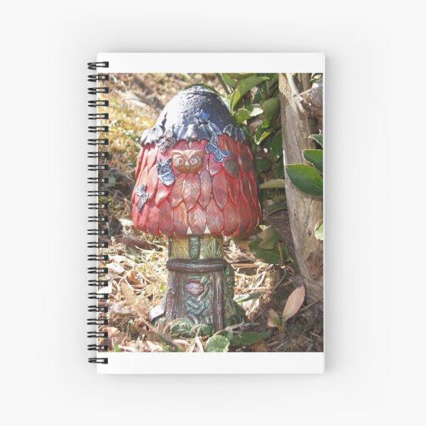 Fae Dwelling Spiral Notebook