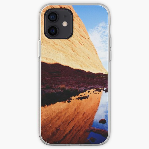 Reflection in the Valley iPhone Soft Case