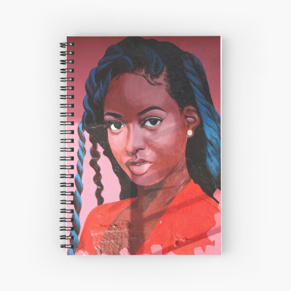 The 'Her' Collection Spiral Notebook