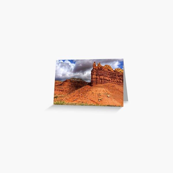 Abiquiu, New Mexico, USA Greeting Card