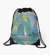 RESTING SPOT(C2016) Drawstring Bag