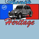 DLEDMV - French Heritage by DLEDMV