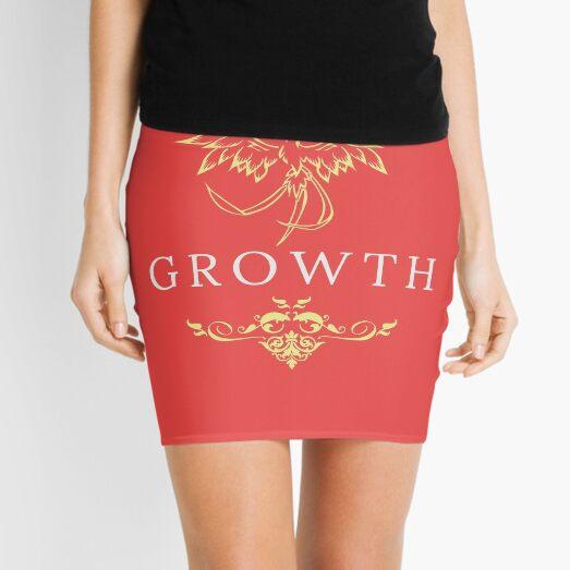 Choose Growth Mini Skirt