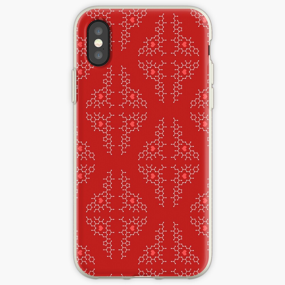 Oxytocin Pattern B iPhone Case & Cover