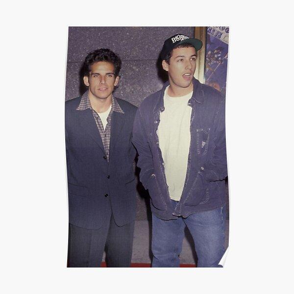 Adam Sandler and Ben Stiller Poster