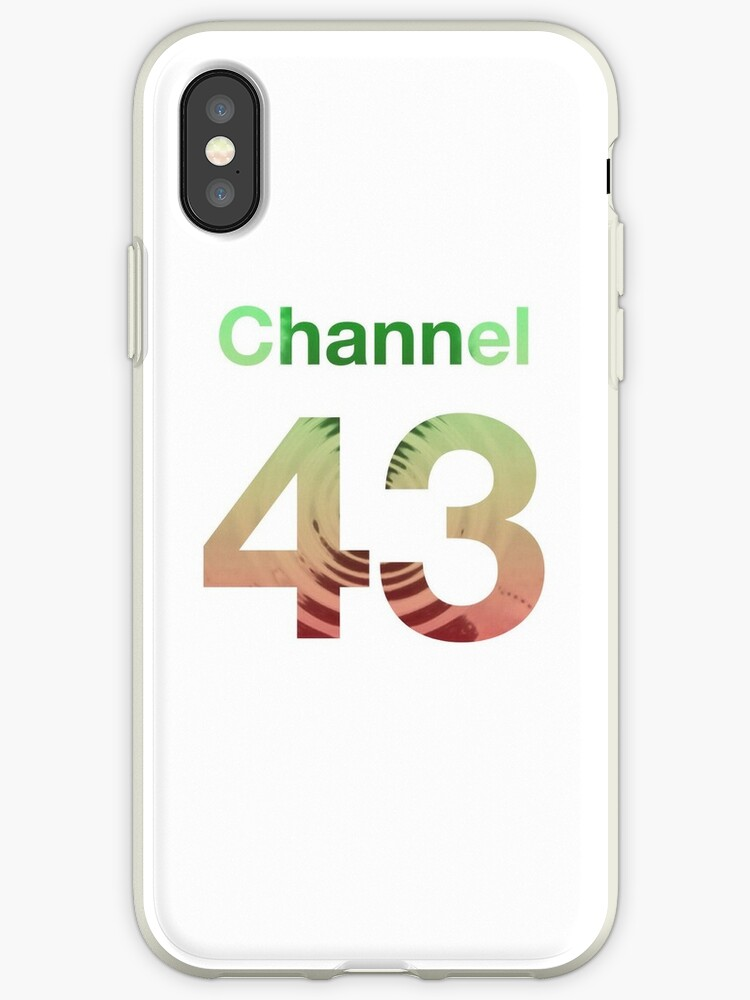 Channel 43 - Faded Rasta (White) by pesomusic