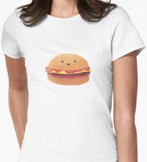 Burger Buddy Women's Fitted T-Shirt