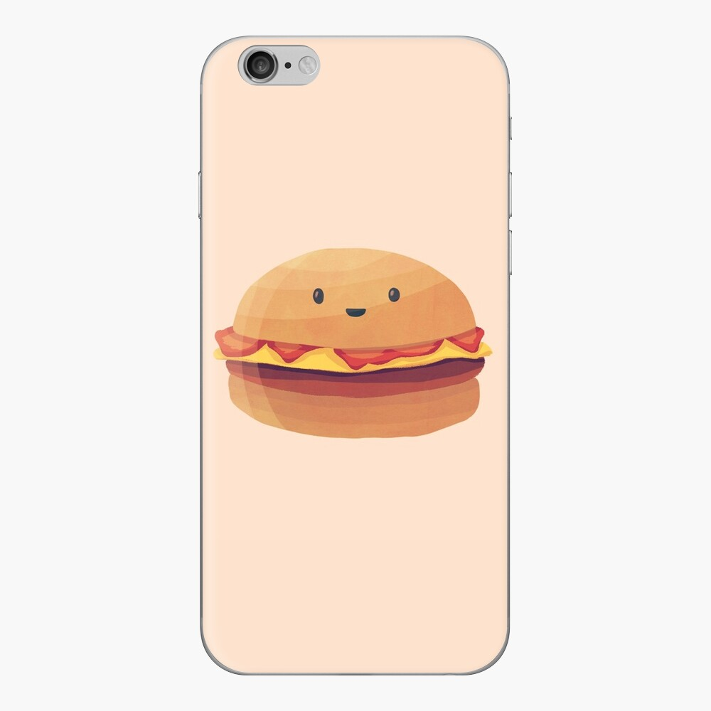 Burger Buddy iPhone Skin