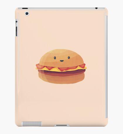 Burger Buddy iPad Case/Skin