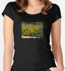 May flowers Women's Fitted Scoop T-Shirt