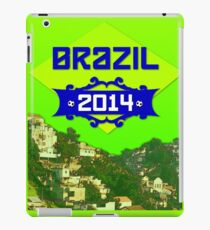 FIFA World Cup Brazil 2014 iPad Case/Skin