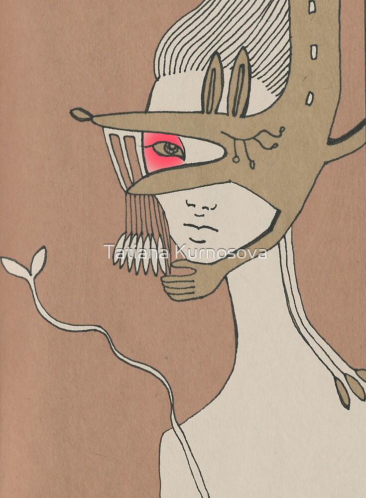 Embrace of illusion by Tatiana Kurnosova
