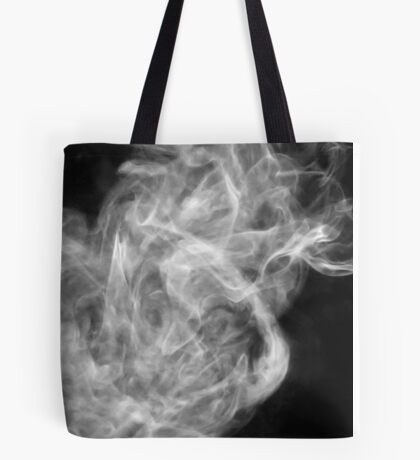 Smoke Horse Tote Bag