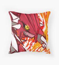 Groudon | Eruption  Throw Pillow