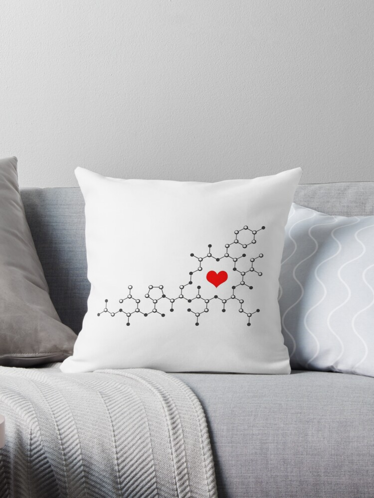 Oxytocin White by scicouture