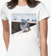 Bird | Birds | Alone and Fowl | Nature Photography T-Shirt